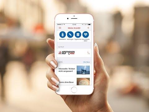 Apo-App - Alles über Apotheken Und Medikamente