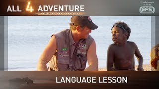 Groote Eylandt: Language lesson ► All 4 Adventure TV