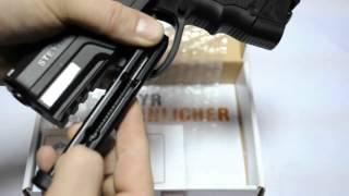 пневматический пистолет asg steyr m9 a1