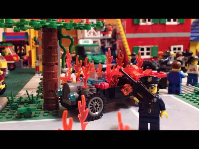 Lego Cops Intro