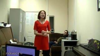 Урок вокала Believe с фонограммой ч.2-я Вступление и кульминация