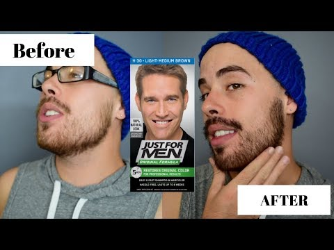 I Review Just For Men!