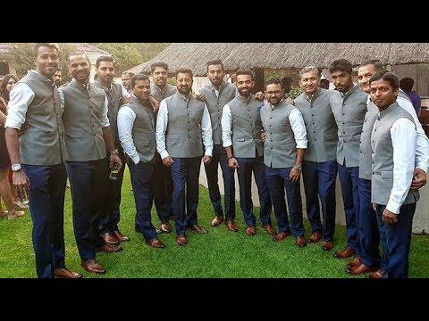 Team India visit India House at Johannesburg, साउथ अफ्रीका में इंडिया हाउस पहुंचे क्रिकेटर्स