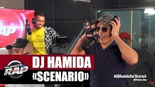 """Dj Hamida feat. Aymane Serhani & Harone Synthé """"Scénario"""" #PlanèteRap"""