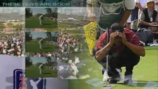 Tiger Woods PGA Tour 2000 (Intro) - PS 1