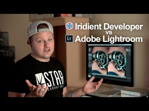Adobe Lightroom or Iridient Developer for Fuji X-T2 Raw? - in 4k