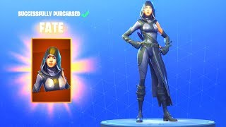 *NEW* FATE LEGENDARY SKIN!! Fortnite Battle Royale