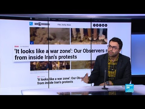 Countrywide Internet Shutdown In Iran: The Observers' Persian Editor Explains