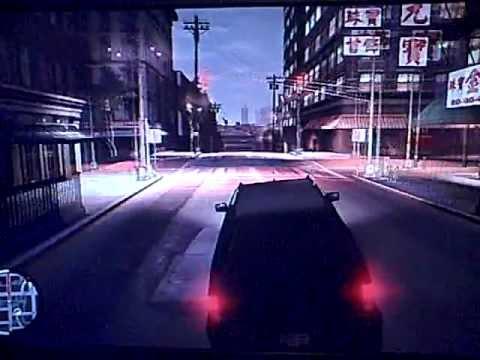 GTA IV BOGT - Drug War Car Chase