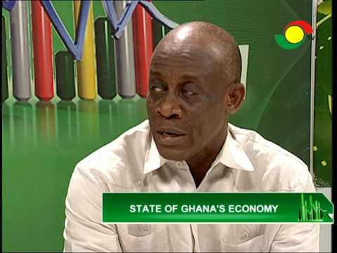 Discussing the state of Ghana's economy with Hon. Seth Terkper - 12/9/2016
