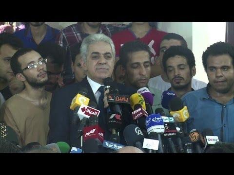 Egypte: Sabbahi reconnaît sa défaite à la présidentielle