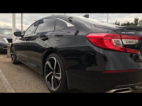 "2018 HONDA ACCORD SPORT ""2.0 T""/ THIS CAR IS THE TRUTH!"