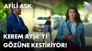 Kerem, Ayşe'yi gözüne kestiriyor! - Afili Aşk 1. Bölüm