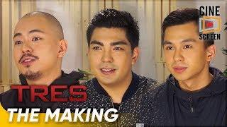 The Making | 'Tres' | Jolo, Bryan, & Luigi Revilla thumbnail