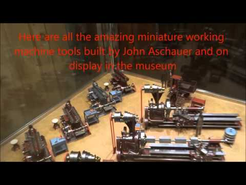 Model Engineering Show 2015 at the American Precision Museum