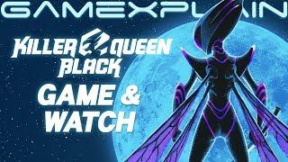 Killer Queen Black - Game & Watch (Nintendo Switch)