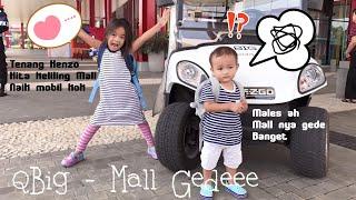 Jalan di Dalam Mall ini mesti Pakai Mobil 🤓 Besar Mall nya | Q Big Mall