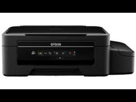 Como Digitalizar Escanear Epson L355 Doovi