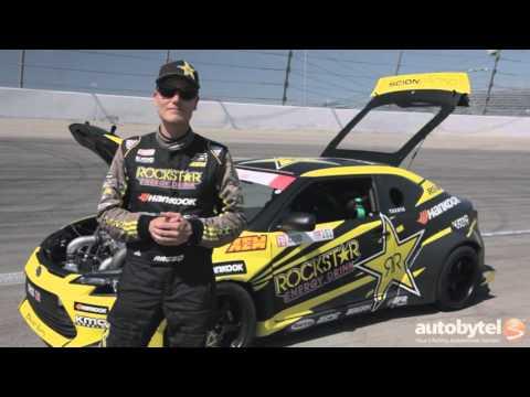 2015 Formula Drift Champion Fredric Aasbo #FDIRW - Scion Racing Papadakis Racing Rockstar tC