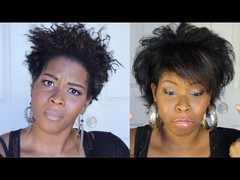How My 4C Hair Reacted to Wen Products