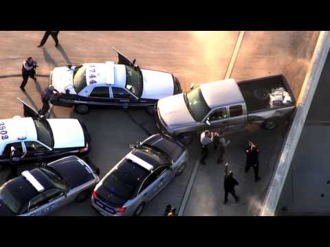 Fairfax Virginia High Speed Police Pursuit WITH Fairfax Co. PD Scanner Audio March 31 2015