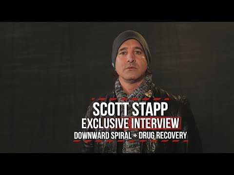Creed's Scott Stapp Opens Up on Drug Meltdown + Recovery
