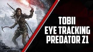 Śledzenie wzroku w Rise Or The Tomb Raider [Tobii Eye Tracking]