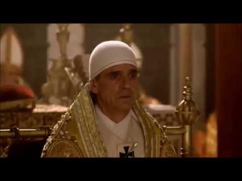 Coronation Of Pope Alexander VI - The Borgias
