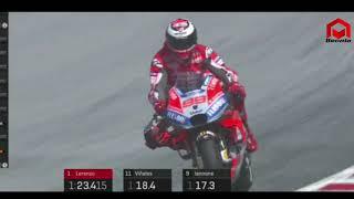 MotoGP, GP d'Austria. Qualifiche: pole di Marc Marquez, 2° Andrea Dovizioso, 14° Valentino Rossi