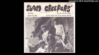 SLAM CREEPERS Gotta Get The First Plane Home SWEDISH GARAGE mod dancer KINKS freakbeat