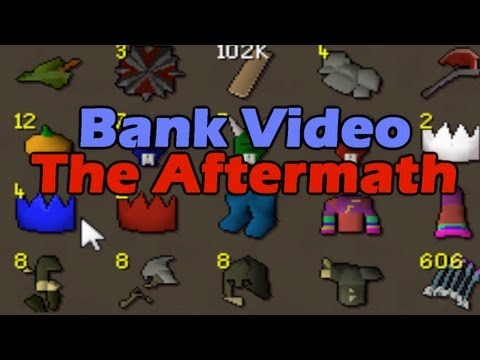 Runescape 2007 - Sparc Mac's Bank Video After Losing Cashstack!