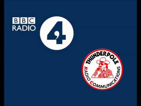 Thunderpole on BBC Radio 4 Documentary about 25 years of CB Radio