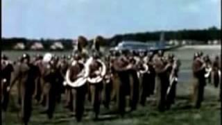1945 President Truman in Berlin - Unedited Raw Footage