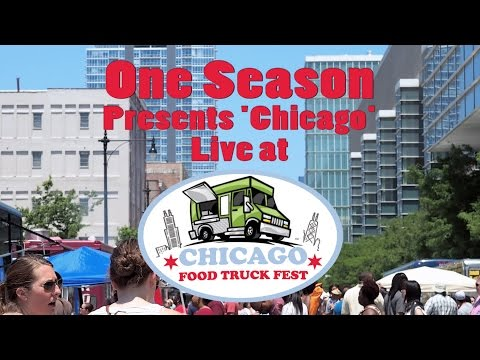 One Season - Heading to Chicago @ Chicago Food Truck Fest 2016