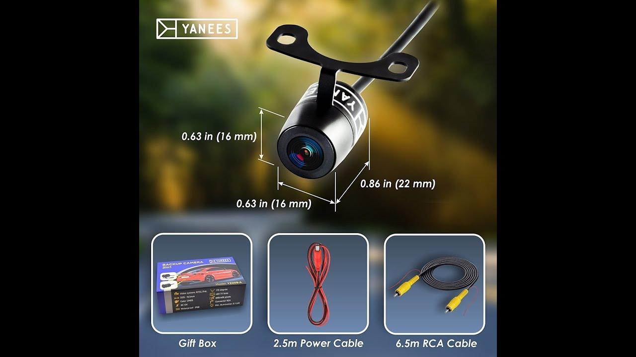 hight resolution of scion backup camera install