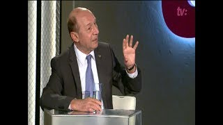 POLITICA CU NATALIA MORARI / 12.04.18 / Fost Presedinte Al Romaniei, Traian Basescu