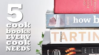 5 Cookbooks Every Pastry & Baking Lover Should Own!