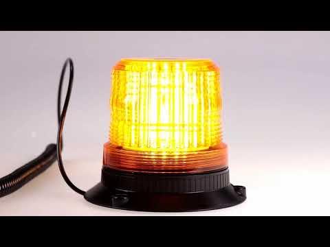 GYROPHARE LED ORANGE