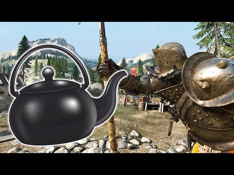 POT CALLING THE KETTLE BLACK - For Honor REAL DUELS!