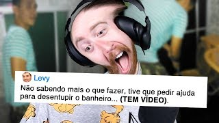 suas histórias de MICOS (com VÍDEO!) // Turma-Feira #078