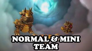 skylanders imaginators s2 bash bop gameplay normal mini team