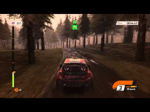 WRC 4 FIA World Rally Championship PC Gameplay *HD* 1080P Max Settings