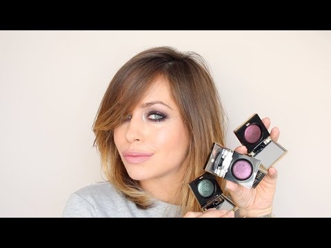 NEW LUXE SHADOW Tutorial and Smokey Eye Looks