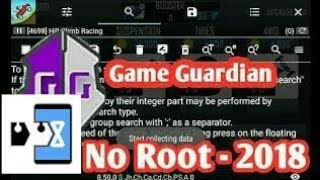 GAME GUARDIAN WITH VIRTUAL XPOSED(NO ROOT)