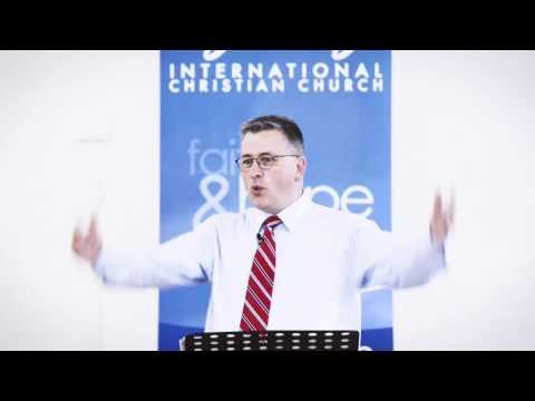 The 3 Stages of Jesus's Early Ministry - Joe Willis 15-01-2017