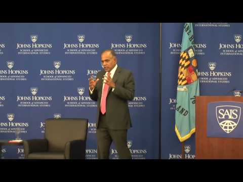 A Conversation with His Excellency Kasiviswanathan Shanmugam