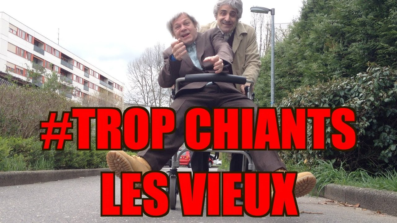 trop chiants les vieux retraite sourd lent humour noir dr le youtube. Black Bedroom Furniture Sets. Home Design Ideas