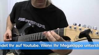 Gitarre lernen - MEGAKLIPPO - Taste Of Honey - Original