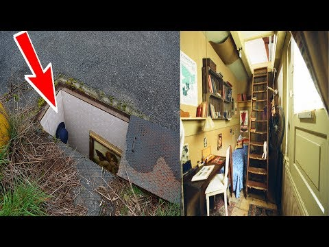 5 CREEPIEST Secret Rooms EVER Found In People's Homes...