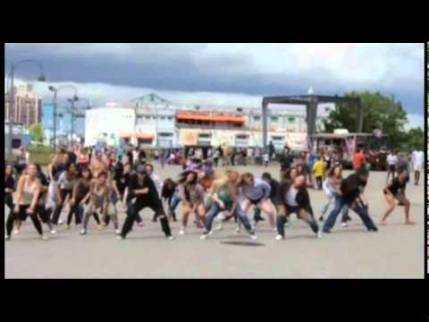 Flashmob American Dream